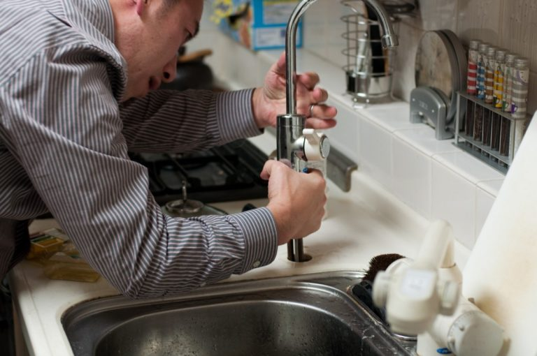 How to Fix Your Bathroom Basin or Kitchen